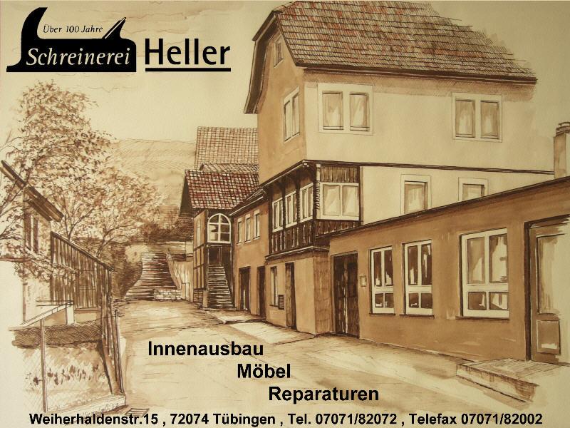 Schreinerei Tübingen home